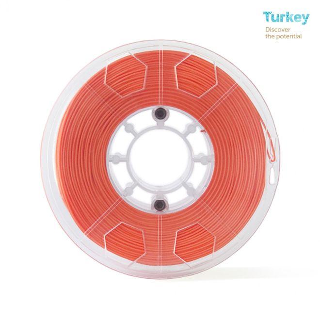 ABG 1.75 mm Turuncu PLA 3D Printer Filament