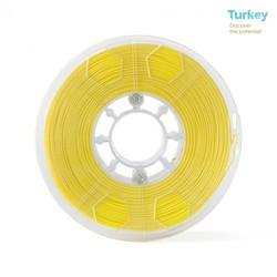 ABG 1.75 mm Yellow ABS Filament - Thumbnail