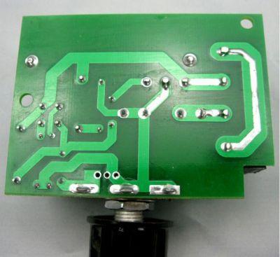 AC 220 V, 4000 W Dimmer