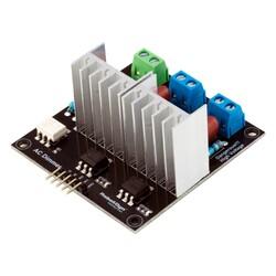 China - AC Işık Parlaklık Ayarlayıcı Dimmer Modül, 2 Kanal, 3.3V/5V Lojik, 110V/220V