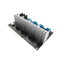 China - AC Işık Parlaklık Ayarlayıcı Dimmer Modül, 4 Kanal, 3.3V/5V Lojik, 110V/220V