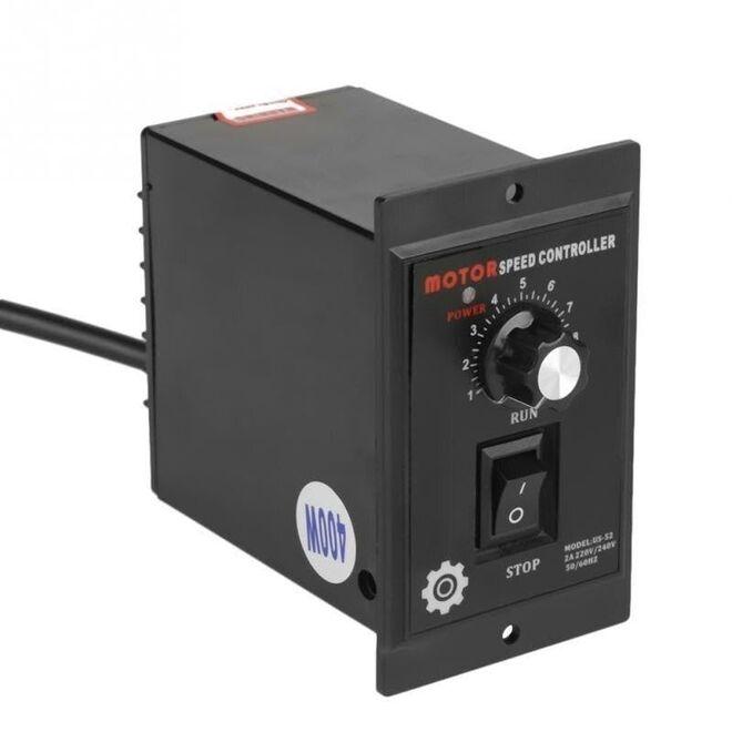 AC Motor Hız Kontrol Cihazı - 400W Güç AC 220V