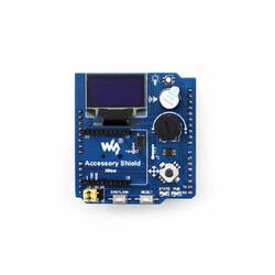WaveShare - Accessory Shield for Arduino