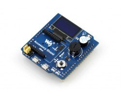 WaveShare - Accessory Shield for Arduino