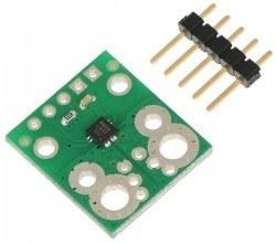 ACS711EX Akım Sensörü - Current Sensor Carrier -31 to +31 A -2453 - Thumbnail