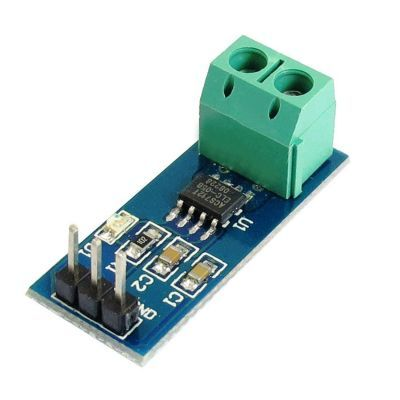 ACS712 Current Sensor Carrier -5A to +5A