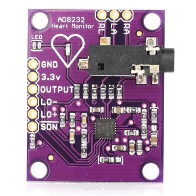 AD8232 Kalp Atış Hızı Sensörü