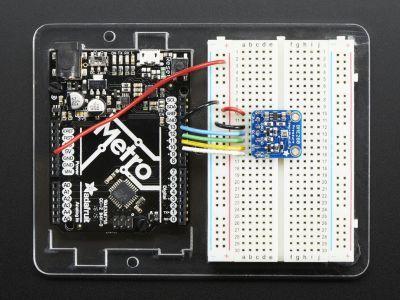 Adafruit BME280 I2C/SPI Temperature/Pressure/Humidity Sensor