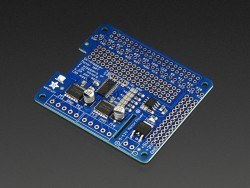 Adafruit DC/Step Motor Shield - Thumbnail