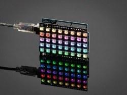 Adafruit NeoPixel Shield (40'lı RGB Led Matix) - Thumbnail