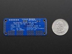 Adafruit PCA9685 16 Channel I2C PWM/Servo Driver Board - Thumbnail