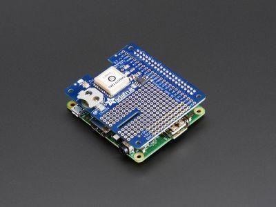 Adafruit Ultimate GPS Shield (RPi A+/B+/Pi 2)