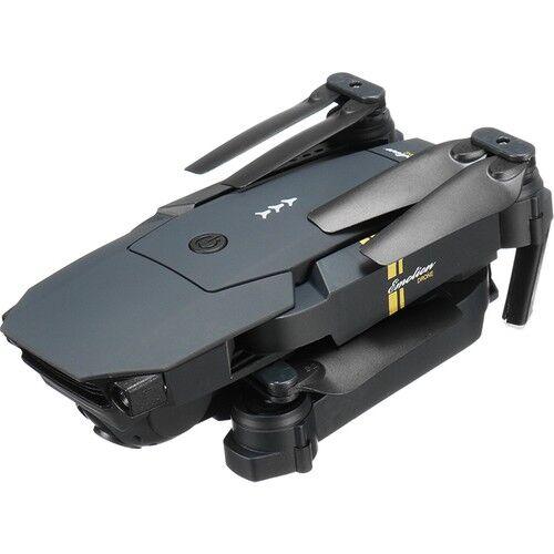 Aden E58 Fly More Combo Drone (1 Bataryalı) Siyah