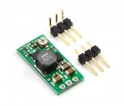 Adjustable Boost Regulator 4-25V - Thumbnail