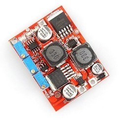 Adjustable Step-Up / Step-Down Voltage Regulator LM2577 + LM2596 - Thumbnail