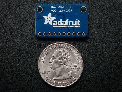 ADS1015 12-Bit 4 Kanal ADC