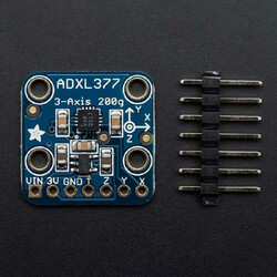 Adafruit - ADXL377 - High-G Triple-Axis Accelerometer (+-200g Analog Out)