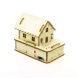 Stemist Box - Ahşap RGB Ev
