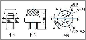 Air Quality Sensor - MQ-135