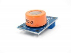 Alcohol Gas Sensor Board - MQ-3 - Thumbnail
