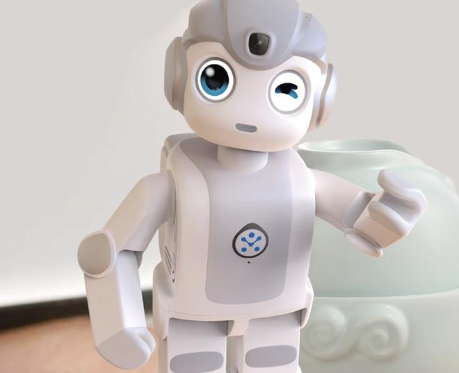 Ubtech AlphaMini Programlanabilir Yapay Zeka Eğitim Robotu