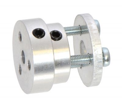 Aluminum Scooter Wheel Adapter for 4mm Shaft - PL2672