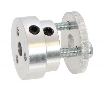 Aluminum Scooter Wheel Adapter for 5mm Shaft - PL2673