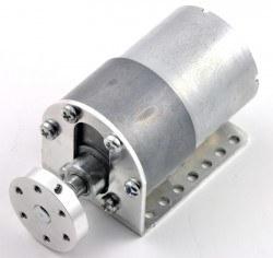 Aluminyum L tipi 37D Motor Tutucu (İkili) - PL-1084 - Thumbnail