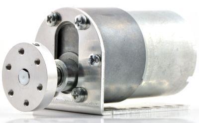 Aluminyum L tipi 37D Motor Tutucu (İkili) - PL-1084