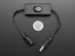 Anahtarlı USB Kablosu - Thumbnail