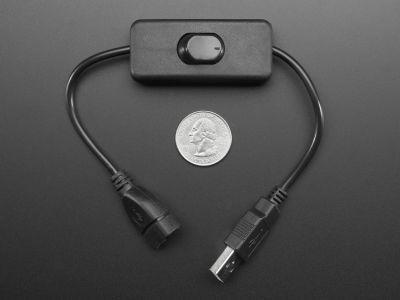 Anahtarlı USB Kablosu