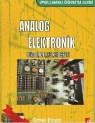 Image of Analog Elektronik (Diyod,Bjt, Fet, Mosfet) - Ömer Ercan