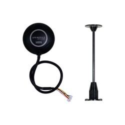 APM 2.8 Uçuş Kontrol Kartı + M8N GPS Dahili Pusula + Güç Modülü + Mini OSD + 433 Mhz Telemetri - Thumbnail