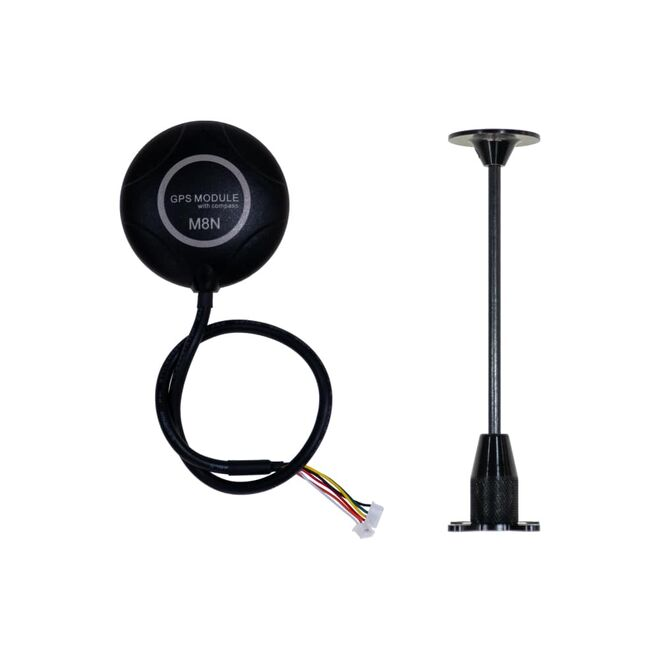 APM 2.8 Uçuş Kontrol Kartı + M8N GPS Dahili Pusula + Güç Modülü + Mini OSD + 433 Mhz Telemetri