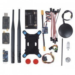 Robotistan - APM2.6 Flight Kit - 6M GPS, Compass, Power Module, Telemtry Module