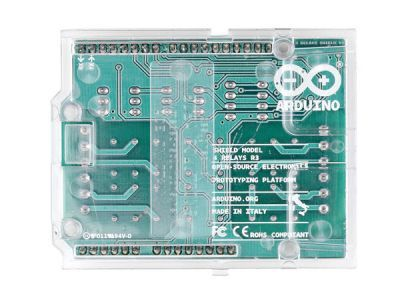 Arduino 4'lü Röle Shield