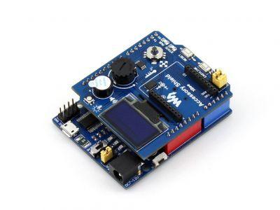 Arduino Accessory Shield