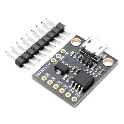 Arduino ATtiny85 Geliştirme Kartı