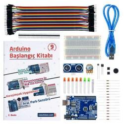 Arduino Başlangıç Seti (Klon) (Kitaplı ve Videolu) - Thumbnail