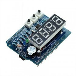 China - Arduino Clock Shield with RTC