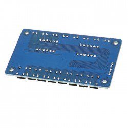 Arduino Compatible 7-Segment Display and Button Modul - Thumbnail