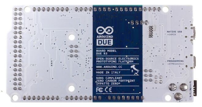 Arduino Due Clone - 3.3V - Without USB Cable