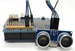 Arduino Electronic Brick Proto Shield - Thumbnail