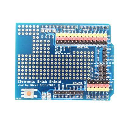 Arduino Electronic Brick Proto Shield
