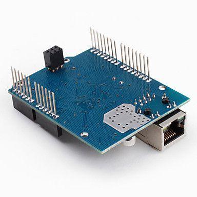 Arduino Ethernet Shield (Wiznet W5100) - Klon