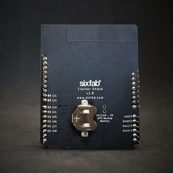 Arduino GPRS / GPS Takip Shield