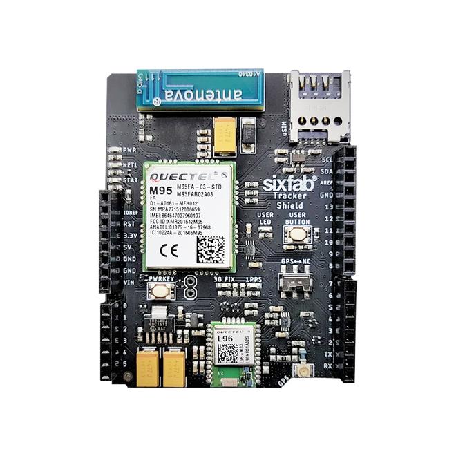 Arduino GPRS / GPS Takip - GSM Shield
