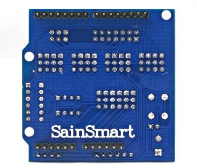 Arduino IO Expanding Shield