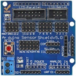 Arduino IO Expanding Shield - Thumbnail