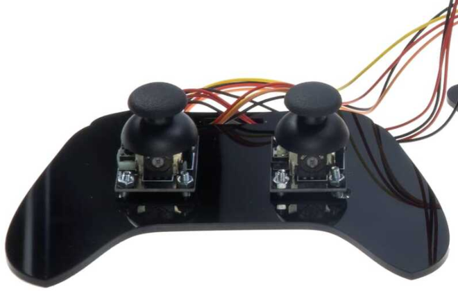 Arduino Joystick Kol Seti